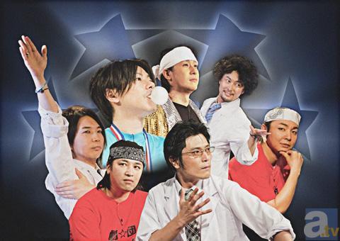 謎の新ユニットSTA☆MEN『ヘロスタ。つゆだく味』DVD発売!