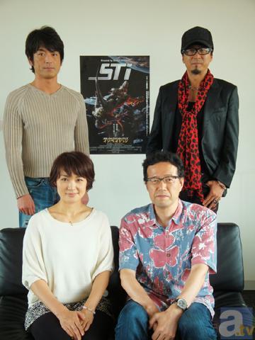 映画『STi』日本語吹き替えキャストインタビュー