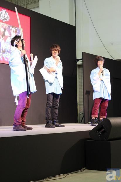 【AGF2012】『幕末BAND 新選組』AGFイベントレポ!