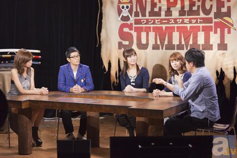 【写真追加】「ワンピース・サミット」出演者にインタビュー!