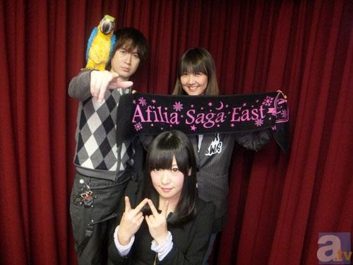 志倉千代丸さんと桃井はるこさんのラジオにローラさんが登場!