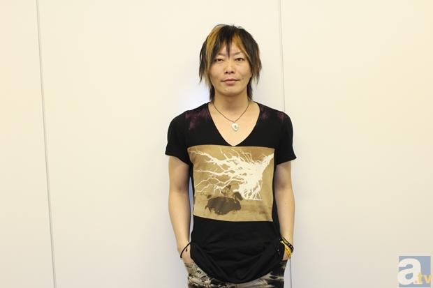 『白虎隊 志士異聞記』CD発売記念インタビュー・谷山紀章さん