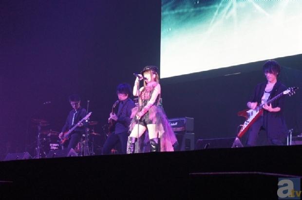 黒崎真音さんライブで2ndフルアルバム発売を発表!