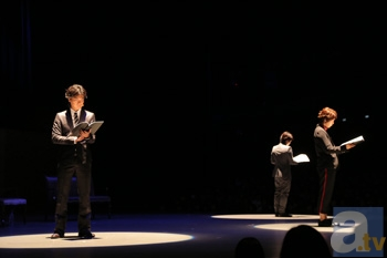 『鍵のかかった部屋』10月28日夜公演レポート