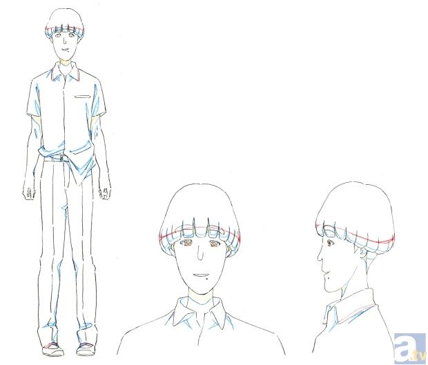 東 孝(CV:岡本信彦さん)