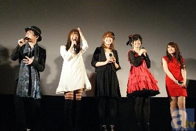 映画『禁書目録』舞台挨拶レポ! 阿部敦さん、井口裕香さんらが登壇