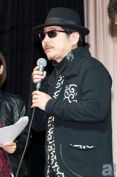 原作者の雨宮慶太さん