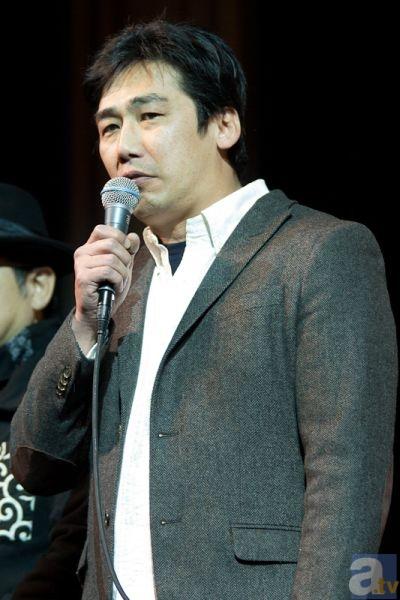 総監督の横山誠さん