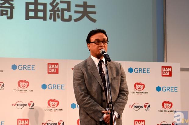 テレビ東京・川崎由紀夫氏