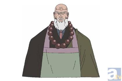 リュウケン(CV:神谷明)