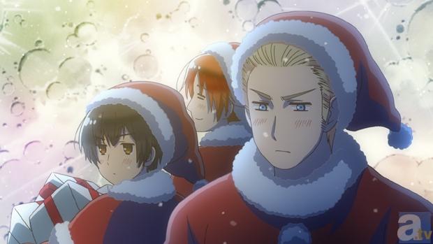 ヘタリア ふぁいんでぃんぐ・サンタ