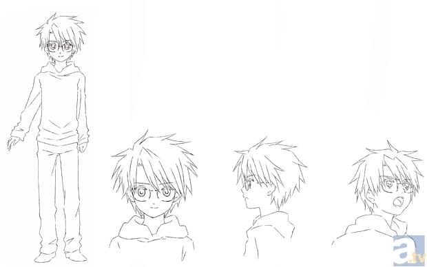 <b>桜田ジュン・中学生(CV:真田アサミ)</b><br />「まきます」を選んだジュン。ひきこもりの中学生。「まいた」ことで真紅のマスターになった。