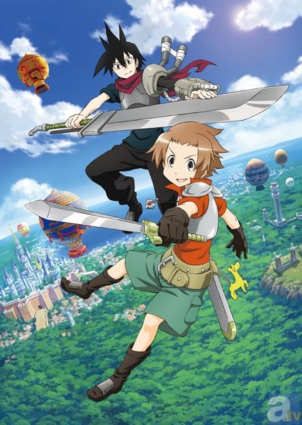 テレビアニメ『戦勇。』が、5月下旬に第1期一挙放送を決定!