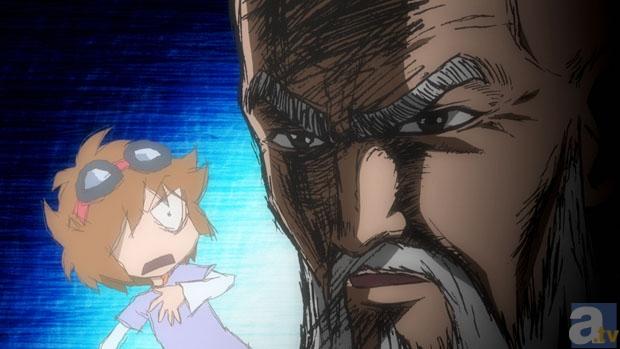 アニメ『DD北斗の拳』、第21話と第22話の先行場面カットが到着