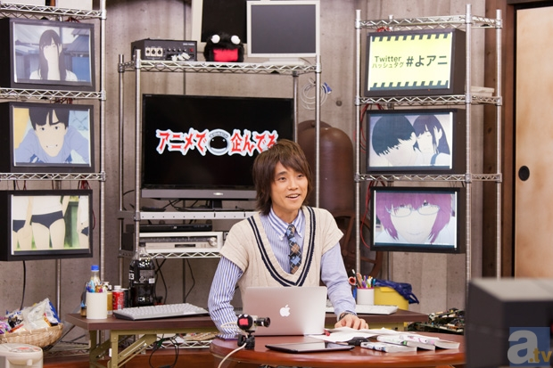 『吉田尚記がアニメで企んでる』第3回レポート・ゲスト長濵博史監督