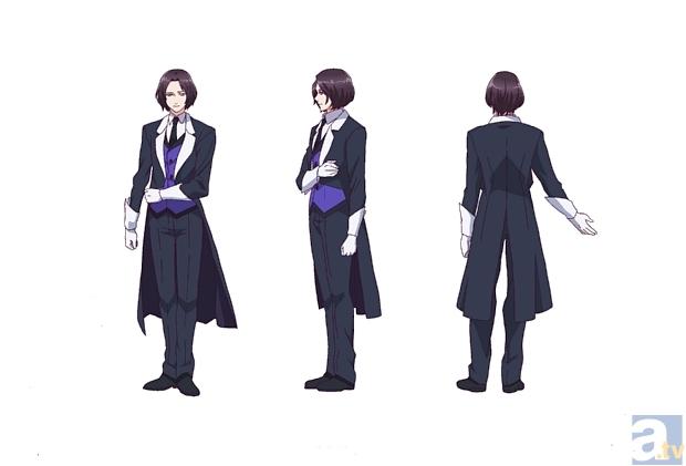 今夏7月新番『魔界王子』よりキャラクター設定が到着!
