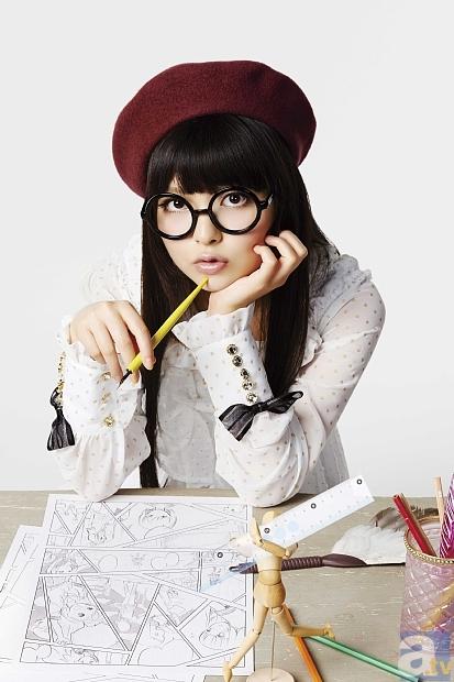 上坂すみれさん2ndシングルのジャケ写、アーティスト写真が公開!