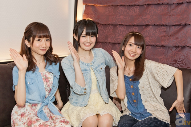『電波諜報局』に『直球表題ロボットアニメ』の3人娘が出演!