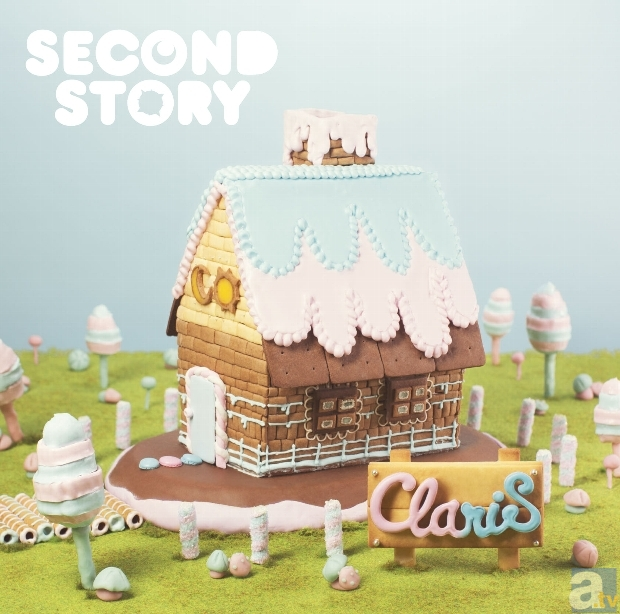 ▲「SECOND STORY」完全生産限定盤ジャケット