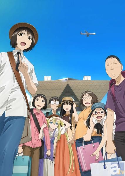 『げんしけん二代目』PV公開&BD・DVD情報ほか解禁!