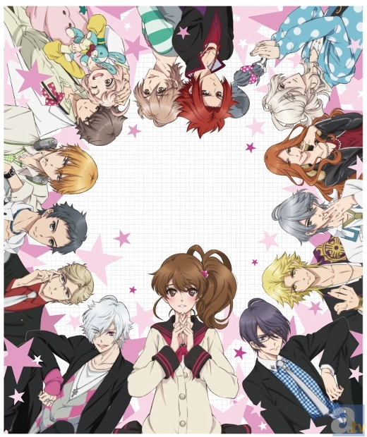 ▲BROTHERS CONFLICT