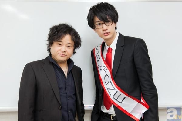 『ぼっちラジオ』江口拓也さん&檜山修之さんにインタビュー