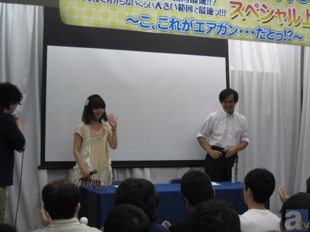 『ステラ女学院高等科C3部(しーきゅーぶ)』先行上映をレポート!
