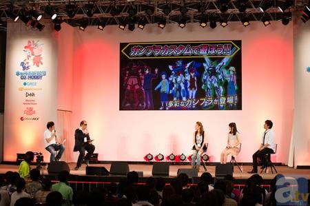 【キャラホビ2013】『ガンダムビルドファイターズ』イベントレポ
