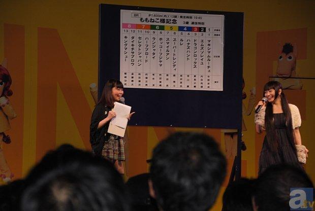 ももねこ様が、TCK(東京シティ競馬)に登場! 福井裕佳梨さん、儀武ゆう子さんも登壇した『ももねこ様東日本キャンペーン』第1弾より、公式レポートを大公開!
