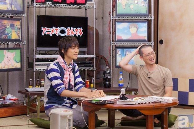 『吉田尚記がアニメで企んでる』第12回放送、アニオタトーク特集に松崎克俊さん(やさしい雨)出演-2