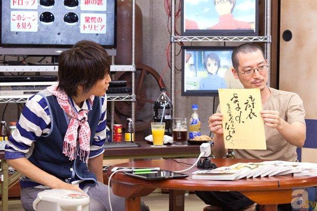 『吉田尚記がアニメで企んでる』第12回放送、アニオタトーク特集に松崎克俊さん(やさしい雨)出演-5
