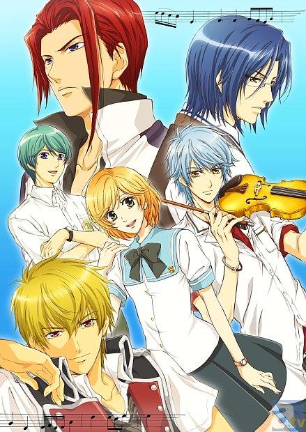 『金色のコルダ3』が2014年4月テレビアニメ放送決定!