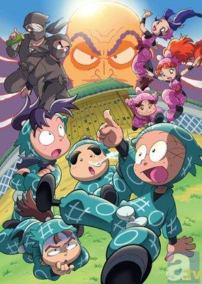 『忍たま乱太郎』放送20周年記念スペシャルアニメDVD発売
