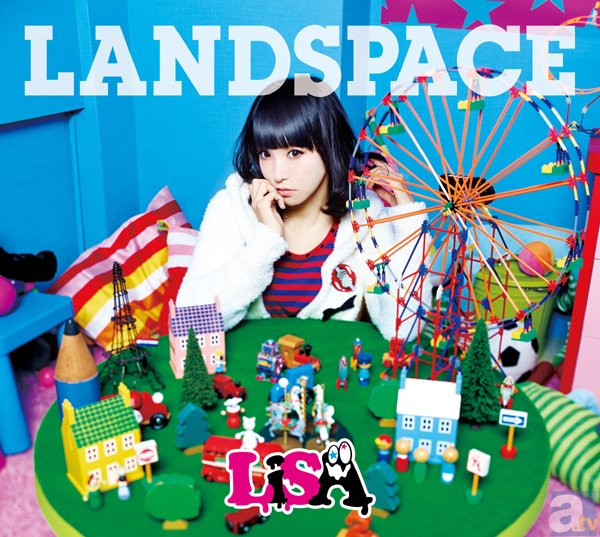 2ndフルアルバム発売記念・LiSAさんにインタビュー