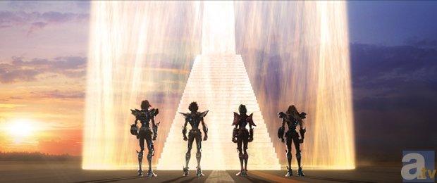 『聖闘士星矢』新作映画が登場! 君の小宇宙は、熱く燃えているか?
