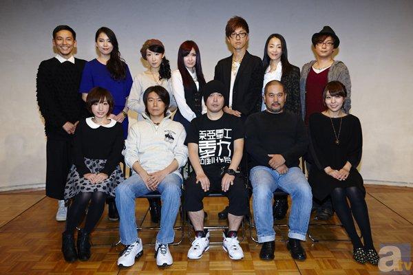 「アニホーレディオ!」ニコ生で立花理香さん、『薄桜鬼』のイケメン隊士たちを観て大はしゃぎ-1
