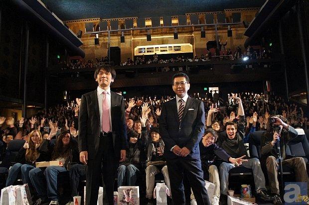 『劇場版 まどか☆マギカ』USプレミア上映開催の公式レポをお届け