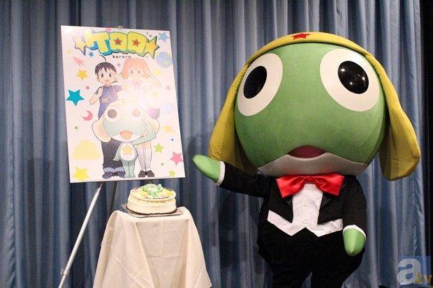 【速報】ケロロ軍曹の新アニメプロジェクトが始動!
