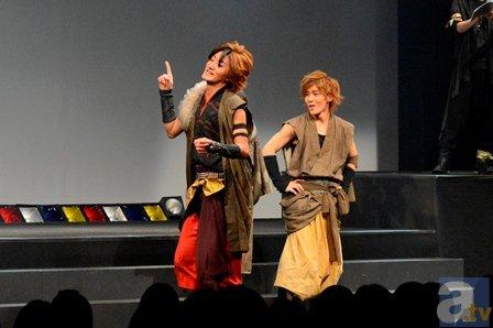 人気声優出演のノブナガ・ザ・フール第1回公演の公式レポをお届け!