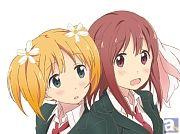 1月新番『桜Trick』より、OP&EDテーマ情報をお届け!