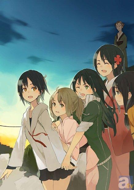 OVA『みツわの』発売決定! キャストやティザービジュアルも解禁