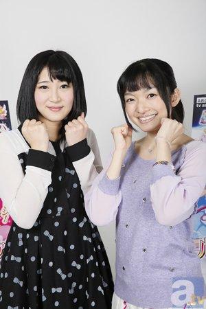 ▲左より仲谷明香さん、吉田仁美さん