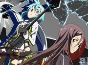 【速報】テレビアニメ『ソードアート・オンラインII』2014年始動! 《ファントム・バレット》編のキービジュアル&SAO II特報映像も公開に