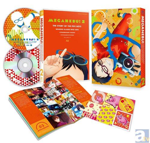 1月10日、ニコ生でアニメ『メガネブ!』の全話一挙放送が決定!