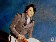 舞台『銀河英雄伝説 第四章 後篇 激突』主演・河村隆一さんにインタビュー