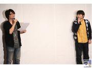 石田彰さん&小西克幸さんによるラジオ番組『今日のあきらさん。明日のかつゆきさん』初の公録は前代未聞のシルエット収録!?