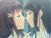 『女の子を好きに為ったらいけないんですか?』 4月18日、名塚佳織・佐倉綾音出演 百合系ミステリィADV『FLOWERS』発売決定!!