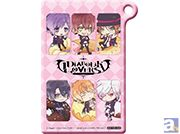 アニメイトコレクションスタート記念キャンペーン第2弾「DIABOLIK LOVERS」のコラボICカードケースをプレゼント!
