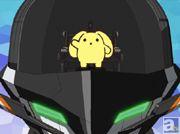 テレビアニメ『うーさーのその日暮らし 覚醒編』第6話より場面カット到着! 『翠星のガルガンティア』ともコラボ