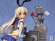 大人気ゲーム『艦これ』より、駆逐艦「島風」1/8スケールフィギュアが登場! 本日2月27日より予約スタート!